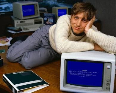 Bill Gates - BSOD Lord