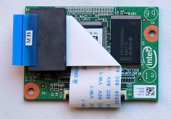 SSD-накопитель Intel