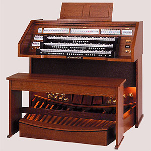 Цифровой орган JOHANNUS Opus 30