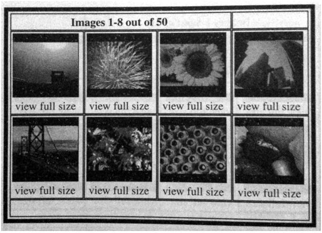 поиск изображений по образцу: