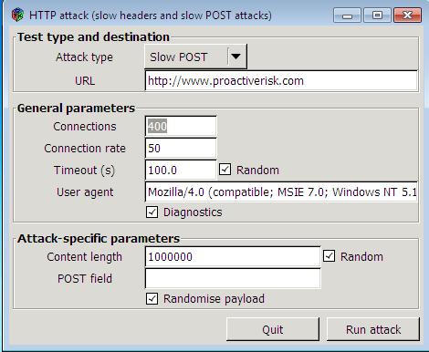 OWASP HTTP POST Tool