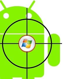 microsoft vs android