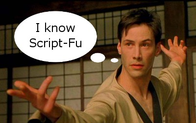 Neo - I know Kung-Fu