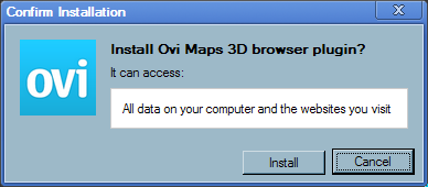 It can access all data on your computer and the websites you visit