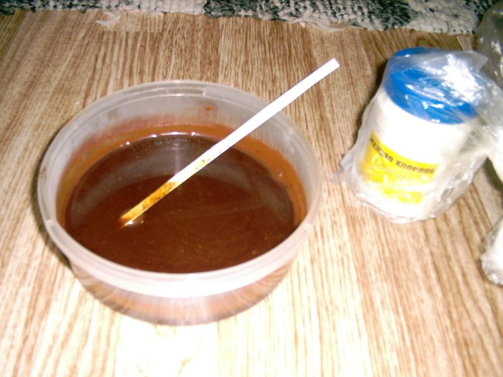 Раствор хлорного железа