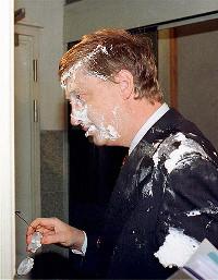 Билл Гейтс - торт