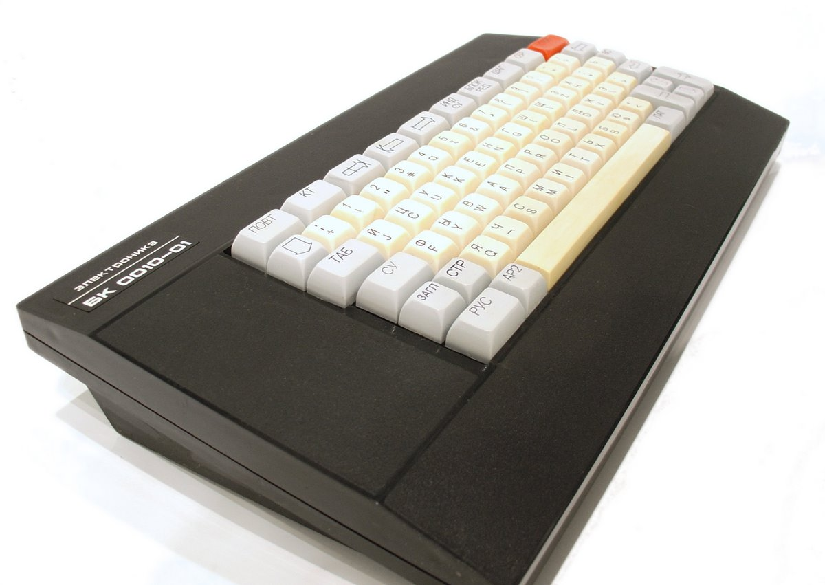 МикроЭВМ БК 0010-01