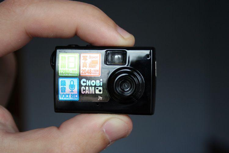 Review of the Chobi CAM - Miniature Camera