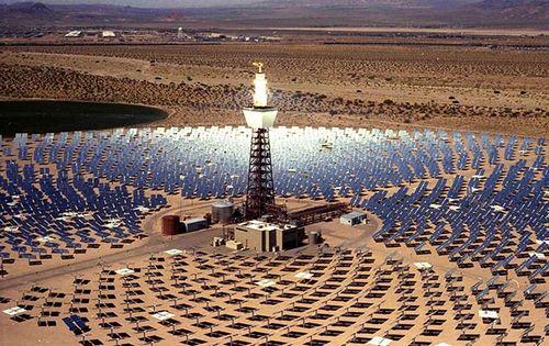 энергетические ресурсы будущего - солнечная энергия.