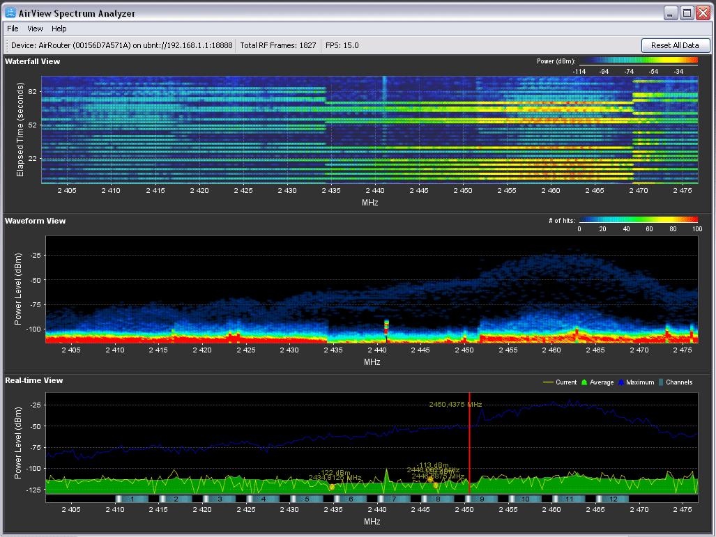 Airrouter — новое умное сетевое железо