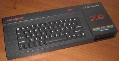ZX Spectrum +3