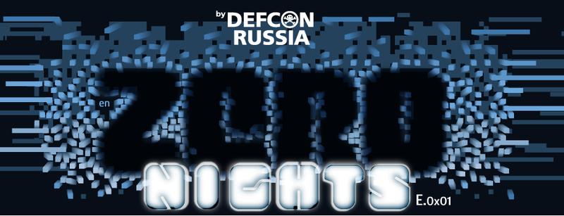 ZeroNights by Defcon Russia