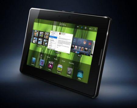 Цены на планшеты PlayBook снижены на 100-200 долларов