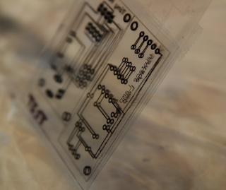 ВведениеКому не приходилось изготавливать печатную плату.