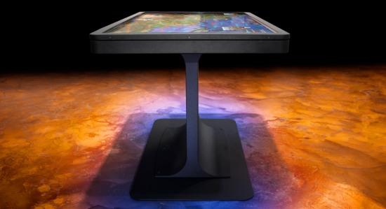 У Microsoft Surface Table появился конкурент