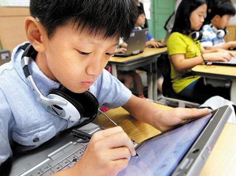 В Южной Корее собираются заменить все бумажные книги электронными к 2015 году