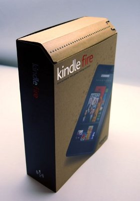 Обзор Kindle Fire от Amazon / Хабр