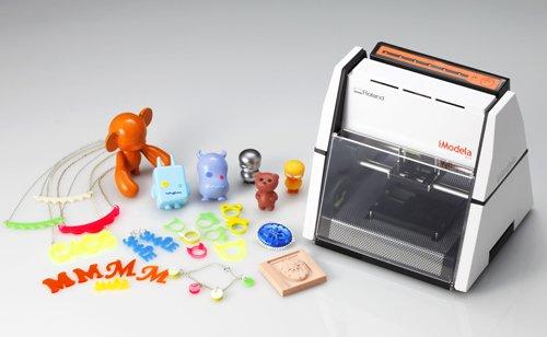 iModela: 3D-принтер за 977 долларов