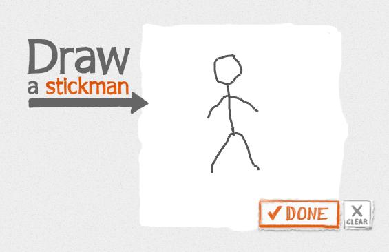 Draw a Stickman: игра на