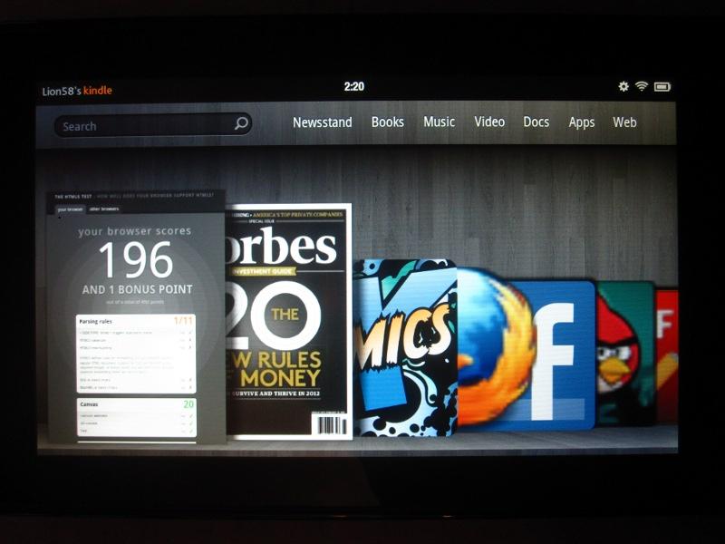 Обзор Kindle Fire от Amazon: покупка, доставка и впечатления