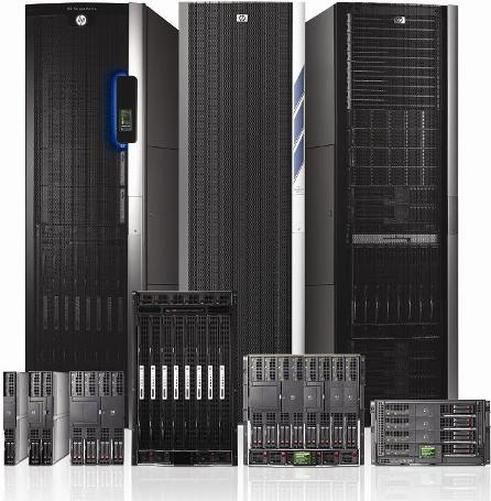 HP Integrity IT-Solutions