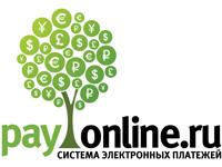 Логотип компании PayOnline