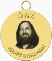 one happy stallman award