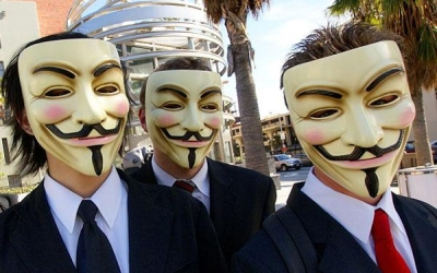 Anonymous обрушили сервера с детской порнографией