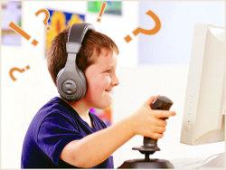 Компьютерные игры развивают креативность у детей