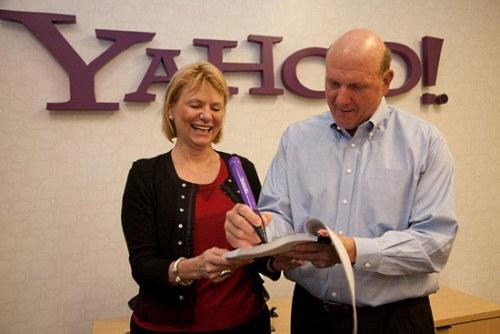 Microsoft / Microsoft снова ведет переговоры о покупке Yahoo