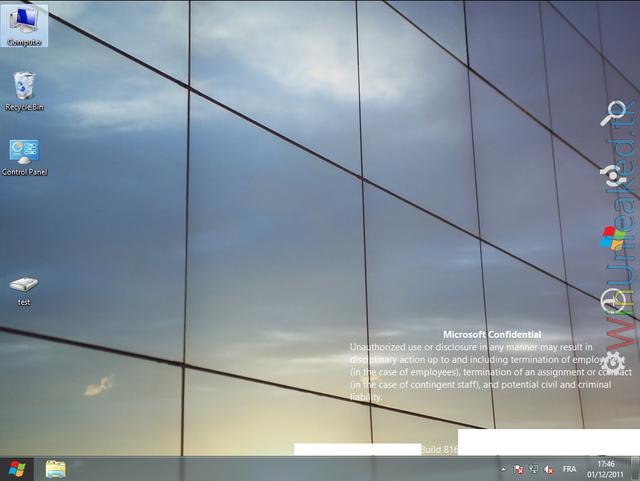 Windows Vista Боковая Панель