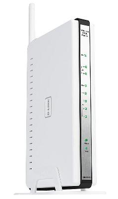 DSL роутер D-link D2650u для не-DSL провайдера