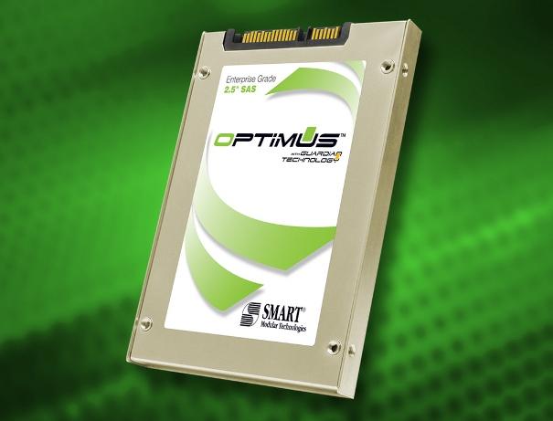 Компания Smart Modular Technologies представила самый быстрый в мире SSD накопитель