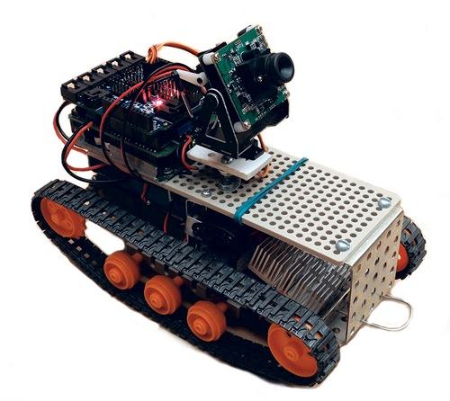 Как построить робота своими руками
