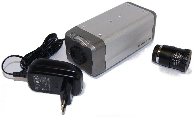Обзор IP-Камеры GXV3601 HD