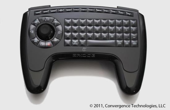 Необычное гибридное устройство от Convergence Technologies