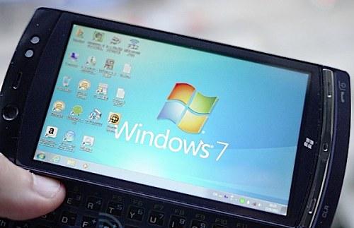 Компания Fujitsu собирается выпустить смартфон с двойной ОС (Symbian — Wind ...