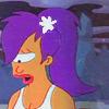 Futurama - Leela sad