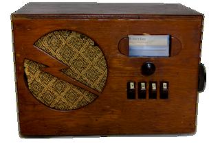 Старинное радио на базе Android
