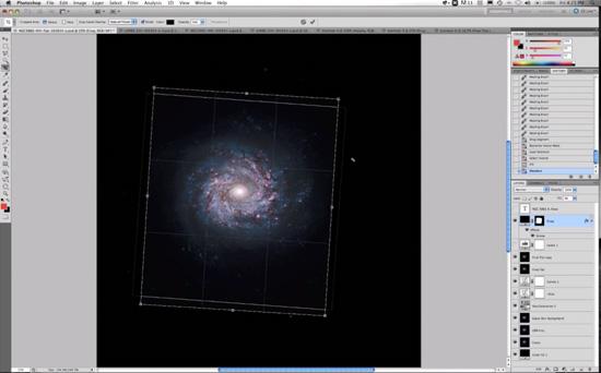 Как NASA обрабатывает изображения, полученные телескопом Хаббл - Пост 87573 - Фото 1