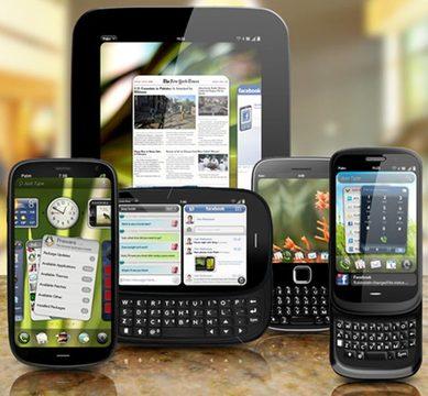 Семья HP WebOS