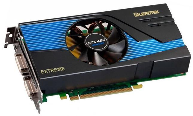 Leadtek Winfast GTX 460 EXTREME