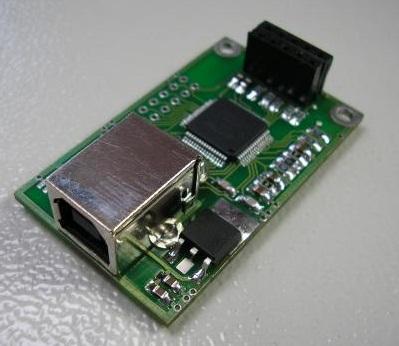 Это USB программатор с