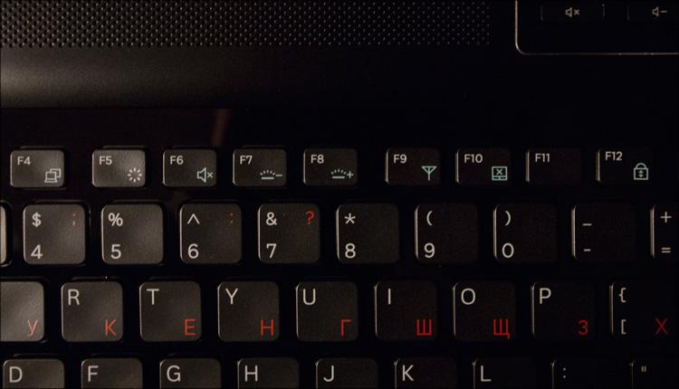 Кнопка для ноутбука своими руками