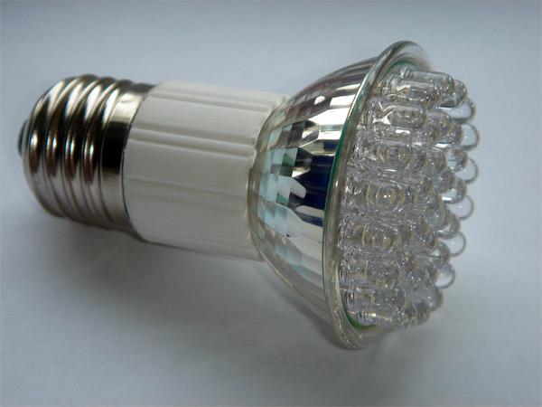 Светодиодная лампа E27 JDR