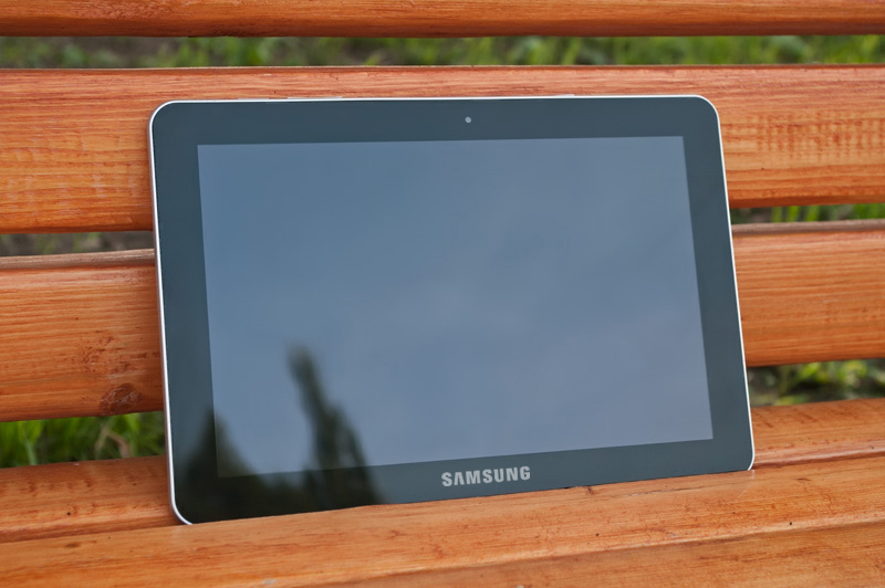 Обзор Samsung GalaxyTab 10.1