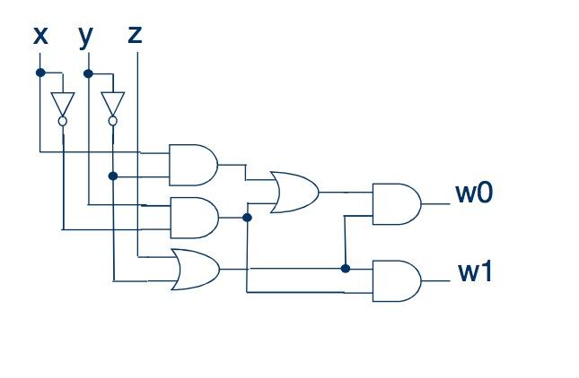 Анализ цепи из 6-8 элементов
