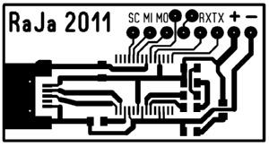 FTBB программатор для minimalist Arduino