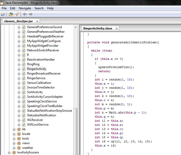 Програмку для чтения hex файлов