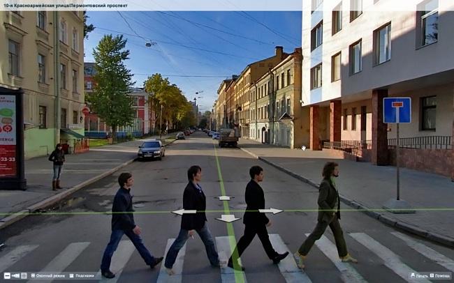 Piter - Abbey Road